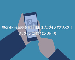 WordPressの多言語化にはプラグインがオススメ!プラグインの紹介とメリットも